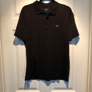 Slim fit !!!!Polo with silver zipper!!!!